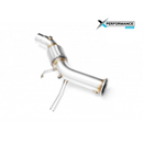 Downpipe DECAT BMW F32,F33,F36 430d,435d N57