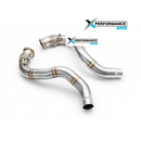 Downpipe DECAT BMW F06 650ix N63T XDRIVE