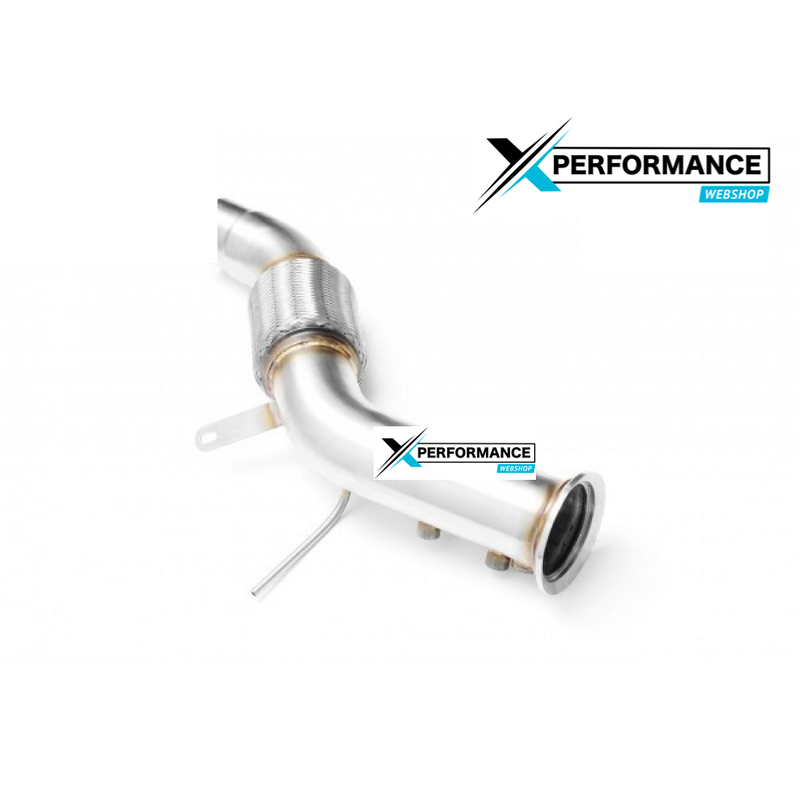 Downpipe DECAT BMW F07,F10,F11 525d,530d,535d N57