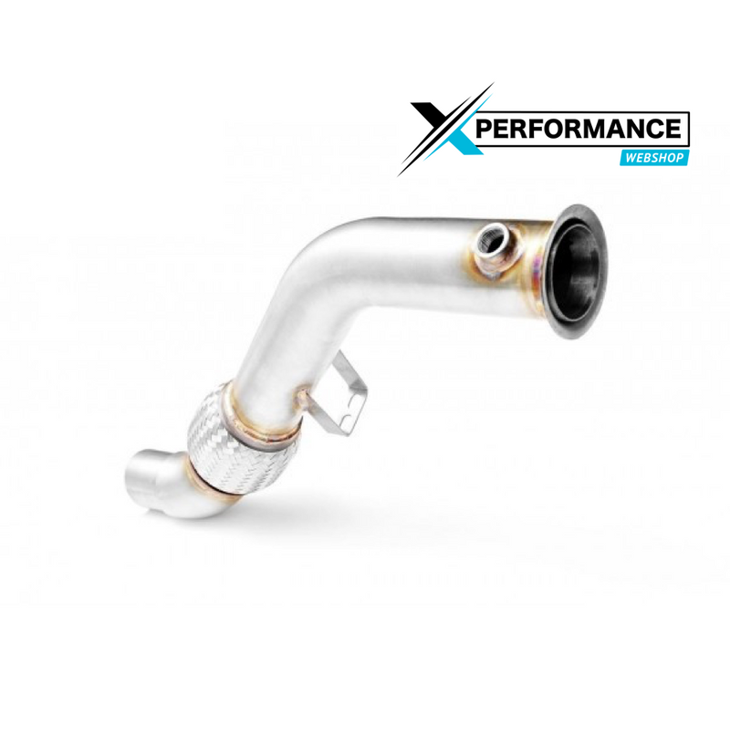 Downpipe DECAT BMW E90,E91 318D,320D M47N2