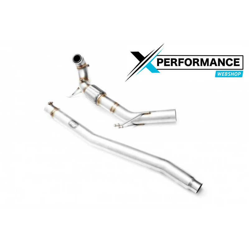 Downpipe DECAT AUDI A3 8P 1.6 2.0 TDI CR