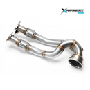Downpipe DECAT AUDI RS3 2.5 TFSI 8V