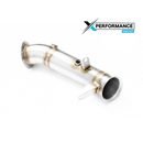 Downpipe DECAT BMW F22,F23,F87 M2 235i,235ix N55