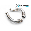 Downpipe DECAT BMW F12 650i,650ix N63