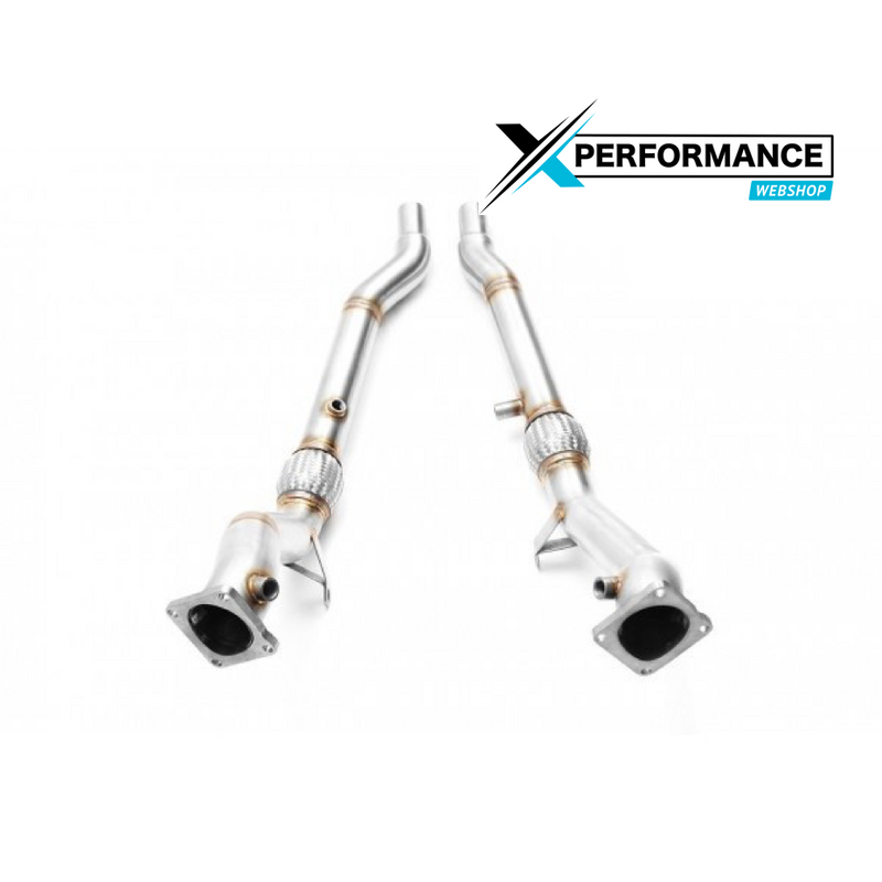 Downpipe DECAT AUDI S4/RS4 2.7 biturbo