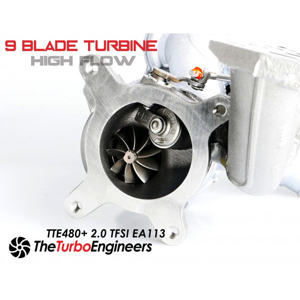 TTE480+ TFSI Upgrade Turbocharger