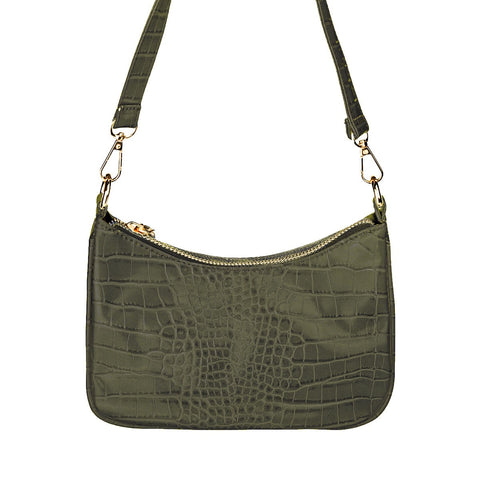 Trendy bag khaki