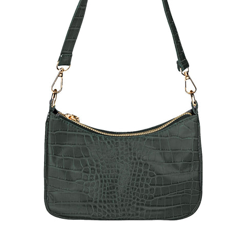 Trendy bag grey