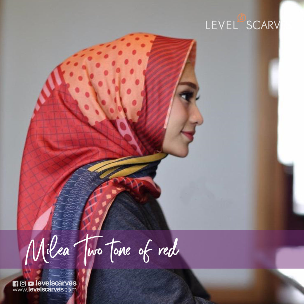 Milea Two Tone of Red