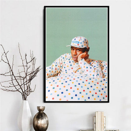 Dots Poster Tyler The Creator