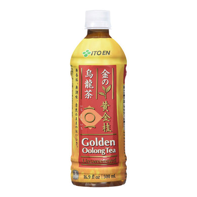 伊藤园 无糖黄金桂乌龙茶 500ml Keywords:Ito En, golden oolong tea unsweetened, beverage & dairy, drinks Related Keywords:ito en loose leaf, tea bags, 立顿, 亚利桑那
