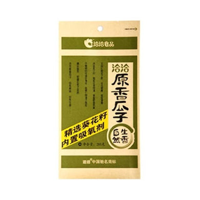 CHACHA Sunflower Seed original flavor 8.82oz 洽洽 香瓜子 原香瓜子味 250g