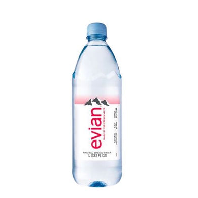 依云 矿泉水 1L Keywords:Evian, natural spring water, beverage & dairy, drinks Related Keywords:fiji water, acqua panna, 巴黎水, 农夫山泉