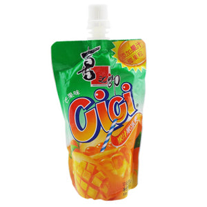 STRONG Cici Jelly Drink assorted fruit flavors 5. 29fl.oz*6 喜之郎 Cici果冻爽 混合口味 150g*6