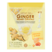 Load image into Gallery viewer, 太子牌 姜王晶 老姜蜂蜜 (30包入) 540g Keywords:Prince of Peace, instant tea ginger honey crystals, original flavor, drink mixes Related Keywords:ginseng tea, crystalized ginger, 花旗参, 寿全斋