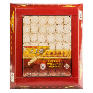 PRINCE OF PEACE American Ginseng Tablets 4.02oz 太子牌 美国花旗参片 114g