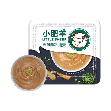 小肥羊 火锅蘸料 清香 Keywords: Little Sheep,hotpot dipping sauce,original flavor,base & seasoning