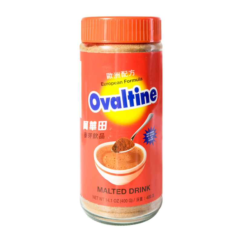 阿华田 麦芽饮品 400g Keywords:Ovaltine, malted drink Related Keywords:nestle, Gatorade, 雀巢,美禄,热可可