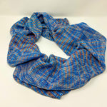Load image into Gallery viewer, Classic Kingfisher Infinity Scarf