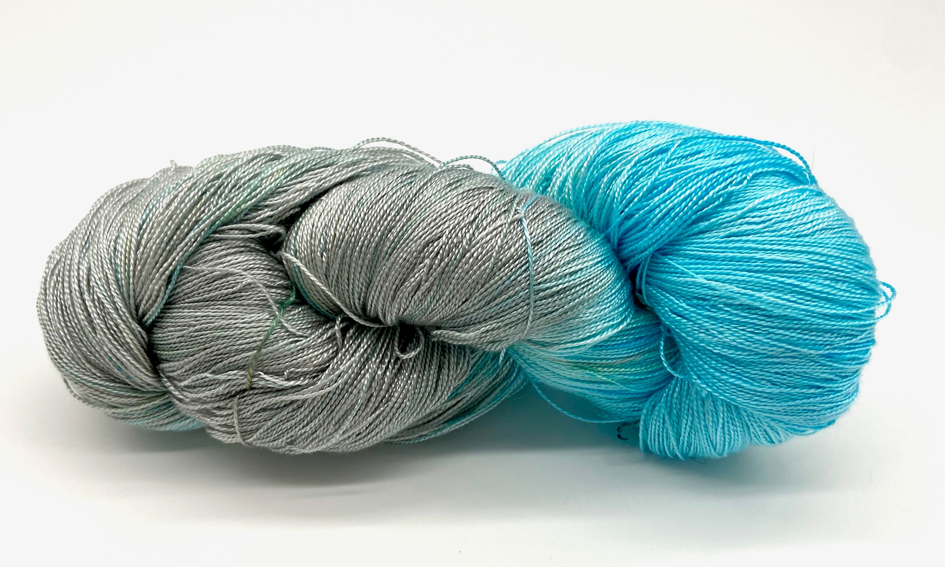 Hand Painted Tencel 5/2 Skeins - Sydney Sogol, Hand dyed Yarn, hand-painted-tencel-5-2-skeins, eco-friendly yarn, Hand dyed tencel Yarn, hand dyed yarn, hand painted yarn, tencel yarn, weavin