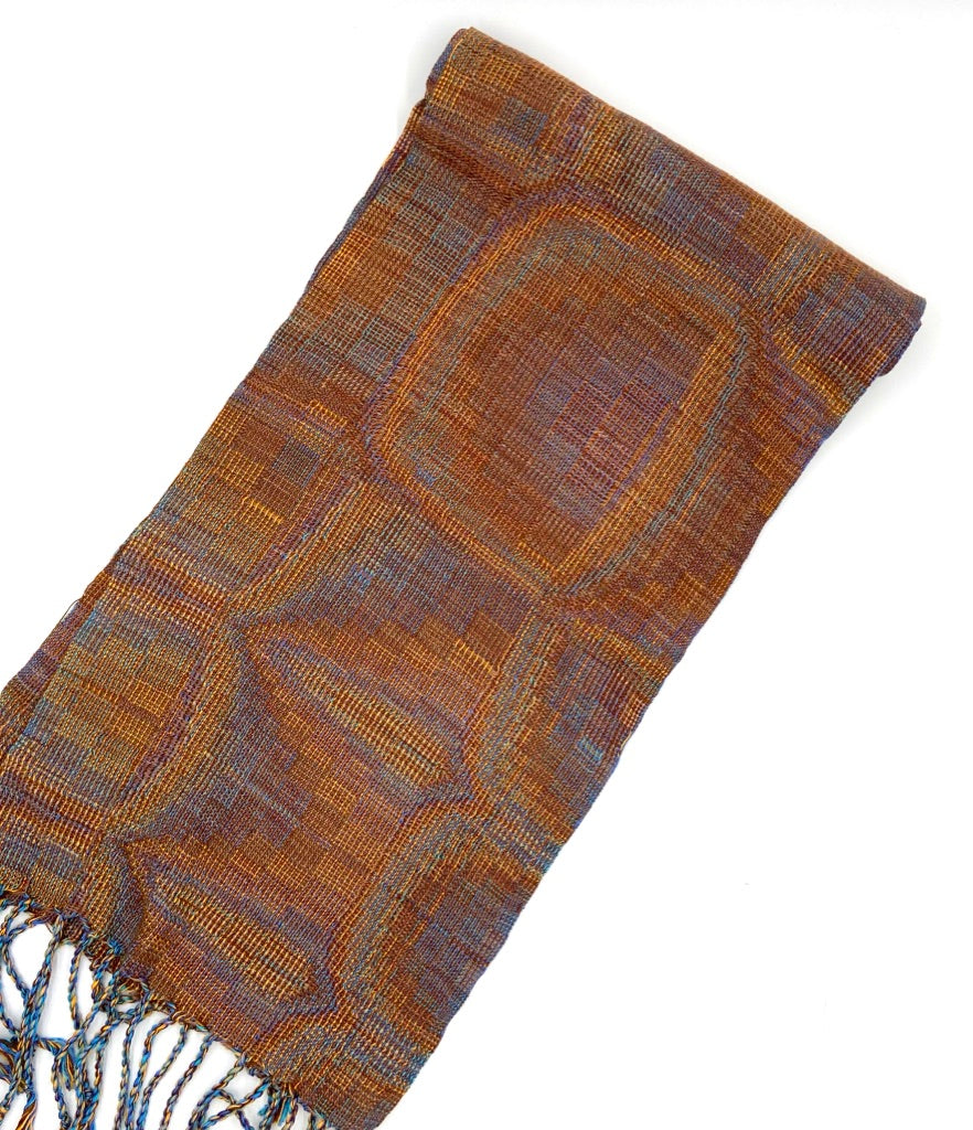 Echo Throw Back Scarf - Sydney Sogol, Classic Scarves, echo-throw-back-scarf,