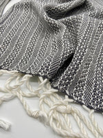 Load image into Gallery viewer, Classic Neutral- Medium Grey - Sydney Sogol, Classic Scarves, classic-neutral-medium-grey, scarf, tencel