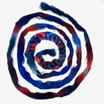 Load image into Gallery viewer, Hand Painted Warp: Tencel 8/2- Pukeko - Sydney Sogol, Hand dyed Yarn, hand-painted-warp-8-2-pukeko, handpainted warp, tencel yarn, warp