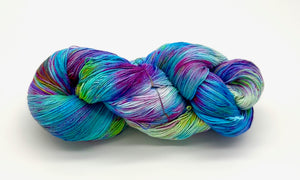 Semi Solid  Hand Dyed Cotton 8/2 - Sydney Sogol, Hand dyed Yarn, semi-solid-cotton-8-2, hand dyed yarn, hand painted yarn