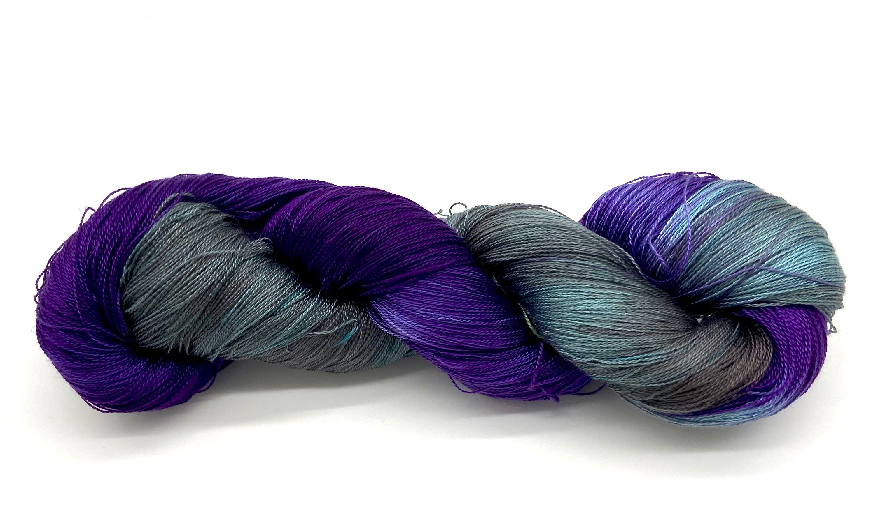 Hand Painted Tencel 10/2 Skeins - Sydney Sogol, Hand dyed Yarn, hand-painted-tencel-10-2-skeins, eco-friendly yarn, Hand dyed tencel yarn, hand dyed yarn, hand painted yarn, tencel yarn, weav