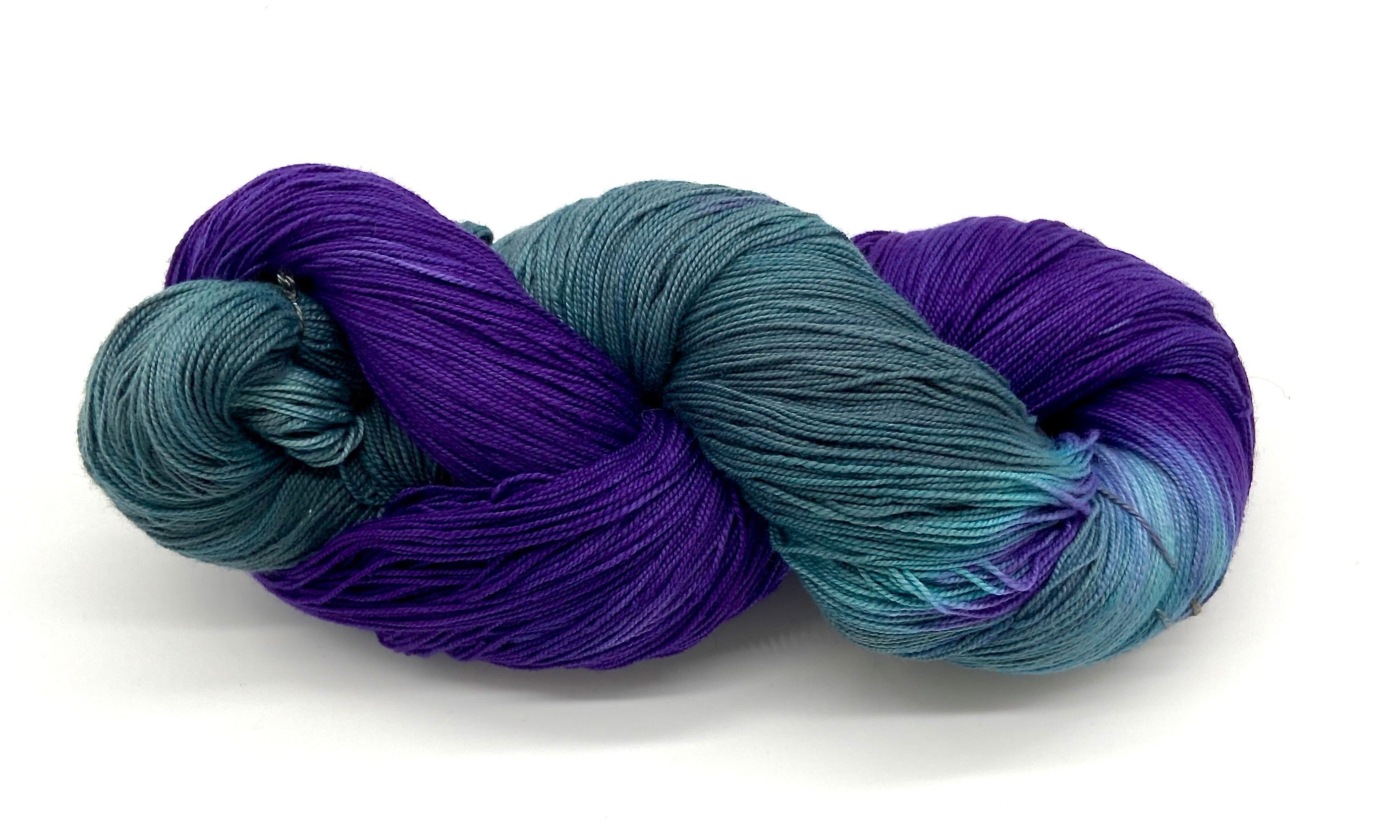 Semi Solid  Hand Dyed Cotton 8/2 - Sydney Sogol