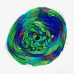 Load image into Gallery viewer, Hand Painted Warp: Tencel 5/2- Takahae - Sydney Sogol, Hand dyed Yarn, hand-painted-warp-5-2-takahae, eco-friendly yarn, hand dyed warp, handpainted warp, Tencel Warp, tencel yarn, warp, weav