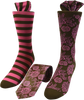Bubble Blossom Men's Tie and Socks Set