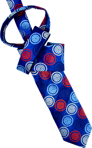 Dotted Dream Men's Tie