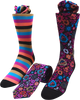 Falling Petals Men's Tie and Socks Set