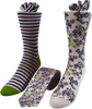 Garden of Eden Men's Tie and Socks Set