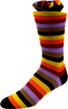 King's Terrace Men's Striped Socks