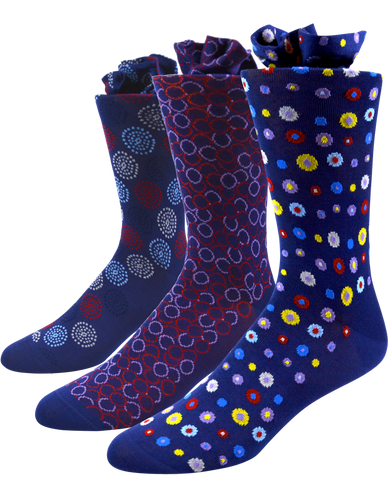 Men's Dot Socks