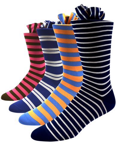 Men's Striped Socks