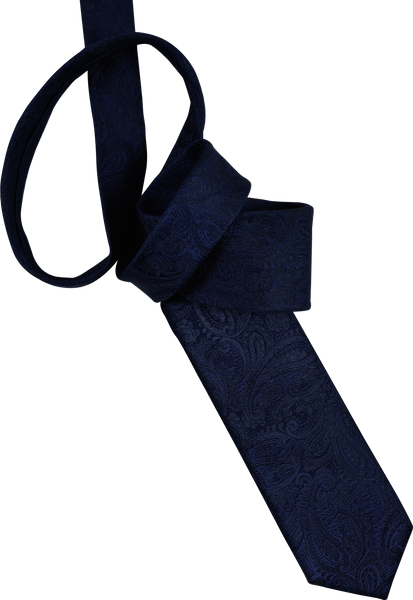 Midnight Fiasco Men's Tie