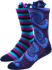 Ocean Waves Men's Socks