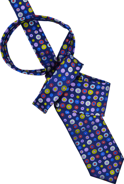 Polka Dot Men's Tie