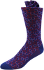 Repeating Roundabout Men's Dot Socks