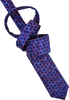 Repeating Roundabout Men's Tie