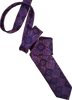 Rose Mix Men's Tie