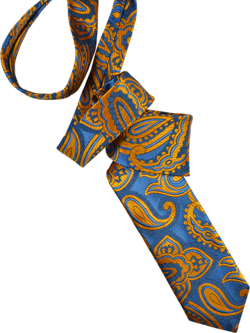 Summer Whirlwind Men's Tie