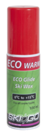 Eco Glide Nature Fluide / Warm / 100ml