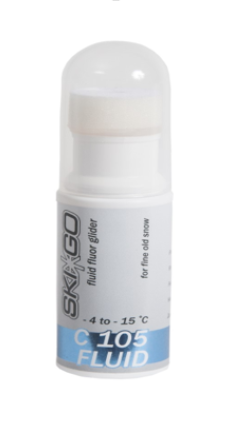 FLUORO FLUID GLIDE WAX TOPCOATS C105 fluid