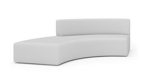 Curvado Left Face Chaise - Modern HD