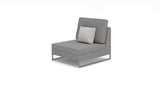 Laguna Armless Chair - Modern HD