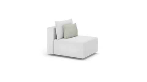 Lindsey Armless Chair - Modern HD